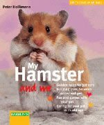 Barrons Books My Hamster and Me Book