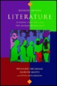 Literature: Reading & Writing, the Human Experience