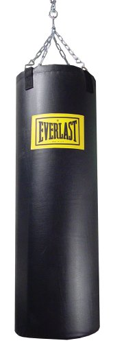 Everlast Punching Bag 4004 Traditional Heavy Bag 40lb.
