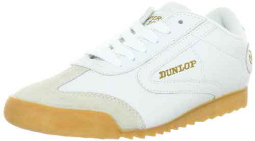 Dunlop Superstar 100 Trainers Men White Weià (White) Size: 10 (44 EU)