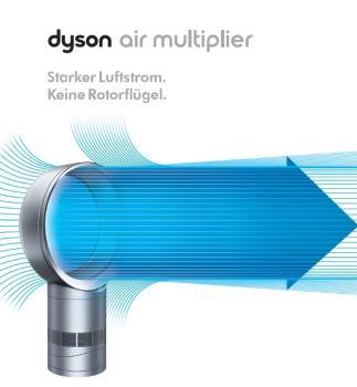 Lieblich Dyson Cool Ventilatoren Dyson Air Multiplier Tischventilator AM06