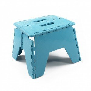 New Folding Step Stool Kitchen Garage Easy Storage Foldable Chair Seat For Home Shopmonk Amazon