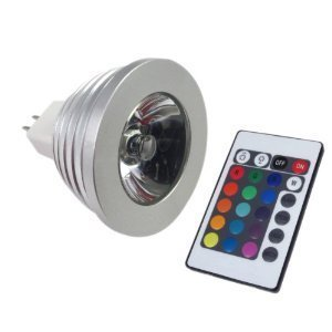 Newest Generic Mr16 3w 12v Lighting Ever Remote