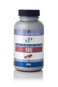 Transfer Factor Kbu (12 For The Price Of 11) By 4Life - 120 Capsules / 12 Bottles front-973450