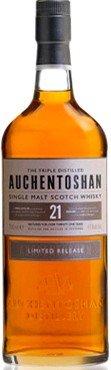 Auchentoshan Scotch Single Malt 21 Yr 750ML
