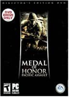 Medal of Honor Pacific Assault: Director's Edition (DVD)