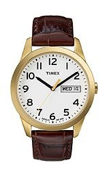 Timex Classics Easy Reader White Dial Men's watch #T2N065