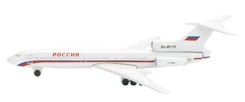 SCHABAK 1/600 Tu-154 ロシア航空