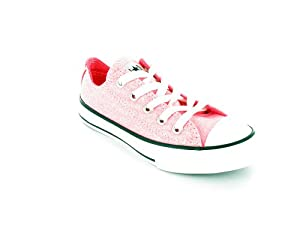 Converse - Chaussure basse - Wash Neon Ox Rose - Rose - Taille 30