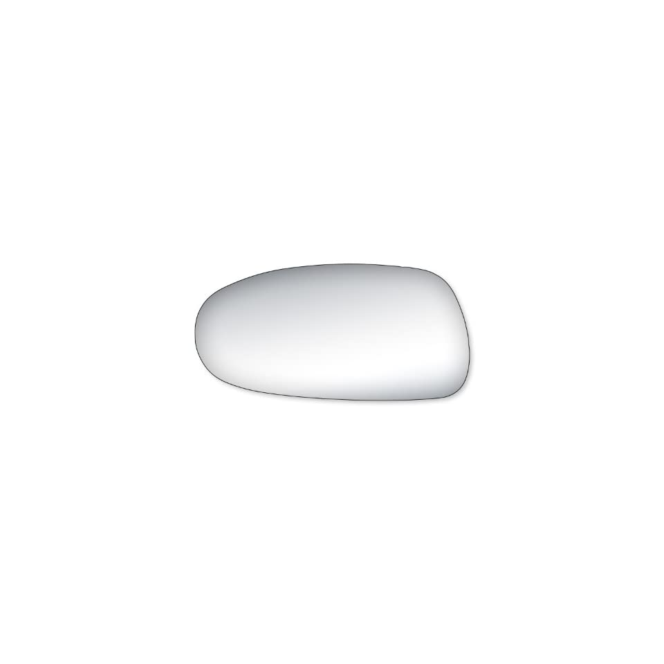 Fit System 99184 Toyota Highlander Driver//Passenger Side Replacement Mirror Glass