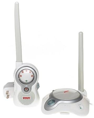 fisher price j1315 sounds n 39 lights monitor. Black Bedroom Furniture Sets. Home Design Ideas