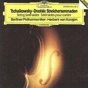 Tchaikovski : Sérénade Pour Cordes Op.48 - Dvorak : Sérénade Pour Cordes Op.22