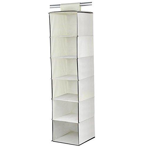 chinkyboo Wardrobe Hanging Storage Organiser Unit Clothing Garments Organiser Box Shoe Stand Tidy 6 Tier  sc 1 st  Google Sites & Best Price chinkyboo Wardrobe Hanging Storage Organiser Unit ...