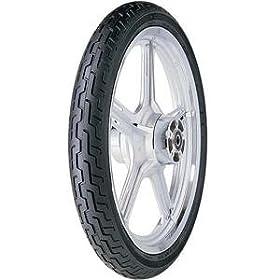 Dunlop D402 Harley-Davidson Blackwall Front Tire - MH90H-21/--