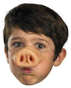 Pig N (Lego Head Costume Ebay)