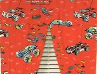 LEGO RACERS - WINDOW VALANCE