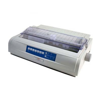 OKIDATA ML 421 B/W Dot-Matrix Printer A Quantum Leap Forward In Impact Printer Performance New