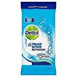 Dettol Wipes Power And Pure Bathroom 36 Pack 600g