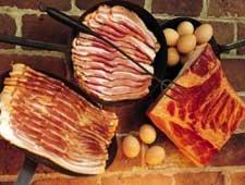 Applewood Smoked Slab Bacon 4 - 5 lb.