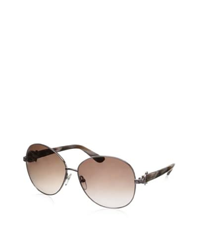 Salvatore Ferragamo Women's SF101S Sunglasses, Shiny Rose
