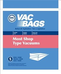 Shop-Vac Paper Bag #Sv-90101