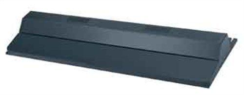 Imagen de Todo vidrio acuario AAG21236 Hood Deluxe fluorescente, 36 pulgadas, negro