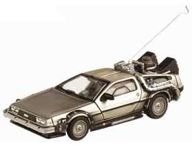Back To The Future Part 1 Time Machine 1:18th