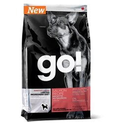 GO! SENSITIVITY + SHINE L.I.D. Salmon Recipe Dry Dog Food 6lb (Go Natural Dog Food compare prices)