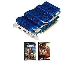 HIS Radeon HD 7750 iSilence 5 1GB GDDR5 Vid Bundle