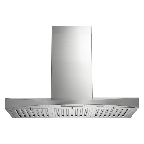 Contemporary Range Hood front-25117