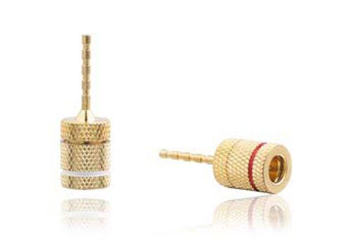 Radioshack® Speaker Wire Quick Pin Connectors (2-Pack)