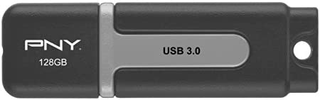 PNY Turbo Attaché 128GB USB 3.0 Flash Drive - P-FD128TBAT2-GE