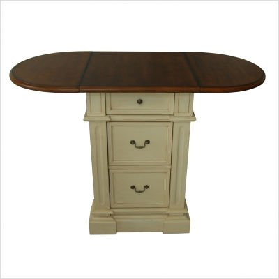 Buy Low Price Carolina Accents Avondale Counter Height Drop Leaf Dining Table (CA13017)