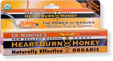 Dr.nordyke's-heart Burn Honey-net Wt 4 Oz(30 Servings0