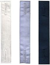 The Tie Thing ® - Invisible y discreta alfiler de corbata - Paquete de 3