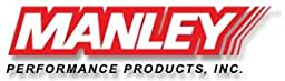 Manley 602110-4 Dome Piston Set with Rings