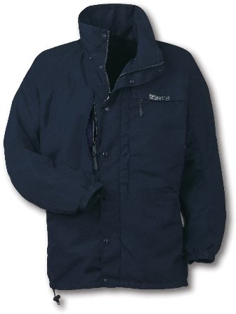 Páramo Directional Clothing Systems Fuera Jacket Nikwax Fleece - Navy, X-Large