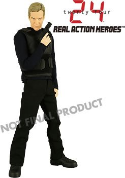 Real Action Heroes - [24] Season 4 Jack Bauer / Between 11:00AM - 12:00PM