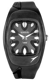 Speedo Analog 100m Black Dial Men's watch #SD50591BX