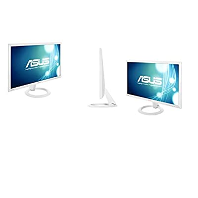 ASUS VX238H-W 80,000,000:1 high contrast ratio , Full HD 1080p (1920x1080) support , 25° ( forward 5°, backwards...