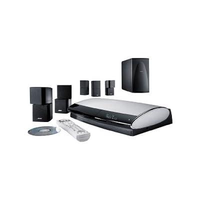 6-1/4H x 3W x 4D speaker arrays; 16-1/8H x 25W x 8-1/8D module
