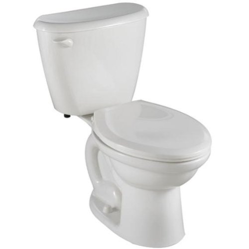 American Standard 2435.012.020 Colony FitRight Elongated Combination Toilet Tank and Bowl, White