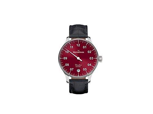 Meistersinger reloj hombre Circularis automática CC911