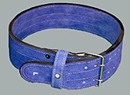 Powerlifting leather belt XS