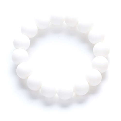 Consider It Maid Baby/Toddler Silicone Teething Bracelet - Around the World Bracelet Collection - 1