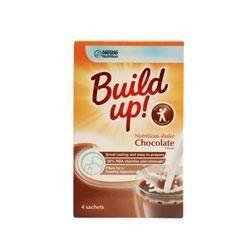 Nestlé Nutrition Nutren® Build-Up® Instant Drink Chocolate 38g 4 Sachets