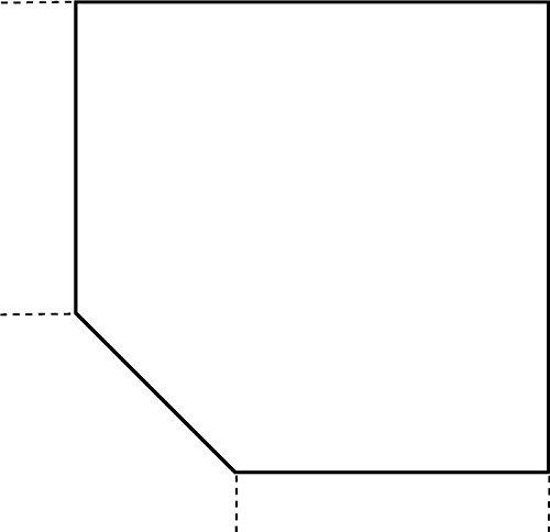 Trapezio Piatto HT12buche/ALU