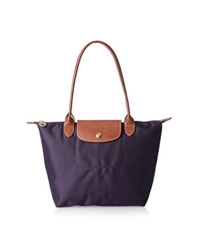 Longchamp Women's Le Pliage Tote, Purple