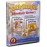 Teddy Ruxpin Series 1 Teddy's Birthday & Teddy Met Grubby Program Cartridge