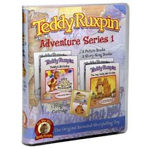 Teddy Ruxpin - Software - Adventure Series 1 - Teddy's Birth